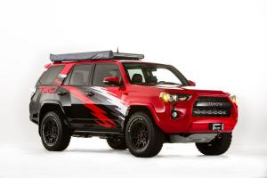 Toyota 4Runner by TRD 2015 года